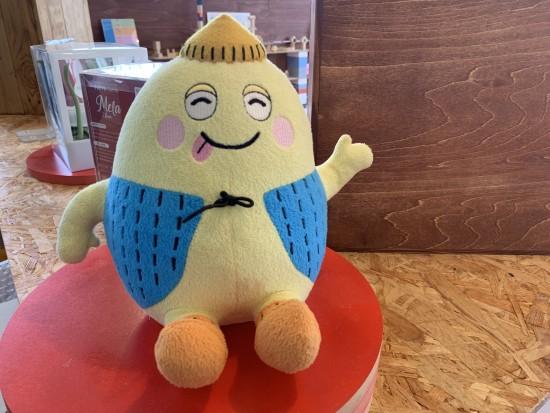 ■南会津の観光大使「んだべぇ~」南会津にいつのまにか住みついた妖精なんだそう!