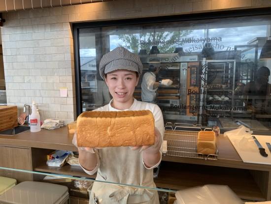 ■向山製作所の高級食パン「福の香」福島県産小麦 「ゆきちから」使用