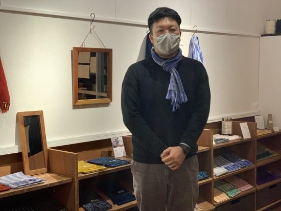 株式会社IIE 代表取締役の谷津拓郎さん